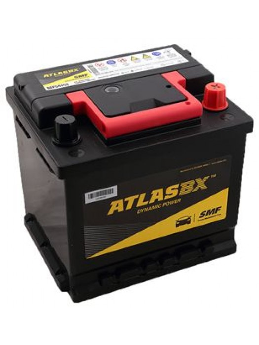 Car Battery Atlas 44Ah MF Calcium+