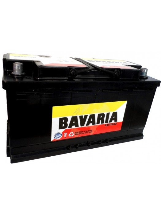 Car Battery Bavaria 100Ah 353x175x190