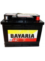 Car Battery Bavaria 62Ah 242x175x175