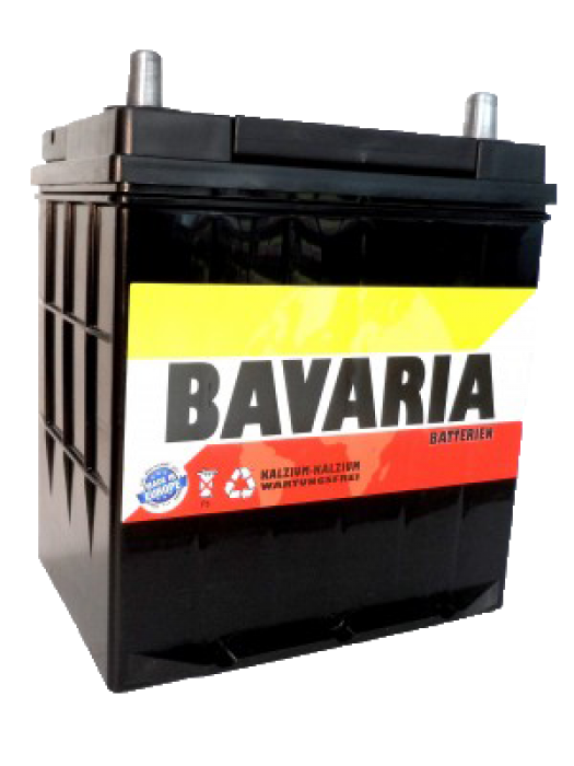 Car Battery Bavaria 40Ah 187x127x227 (Atos)