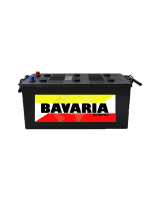 Truck Battery Bavaria Heavy Duty 120Ah