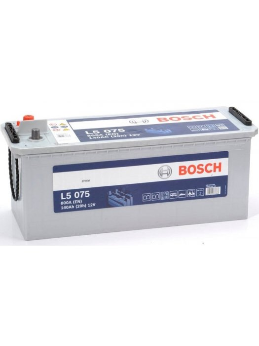 Battery Deep Cycle Bosch L5075 140AH