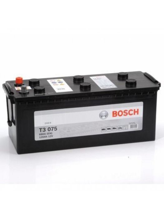 Truck Battery Bosch T3075 120Ah
