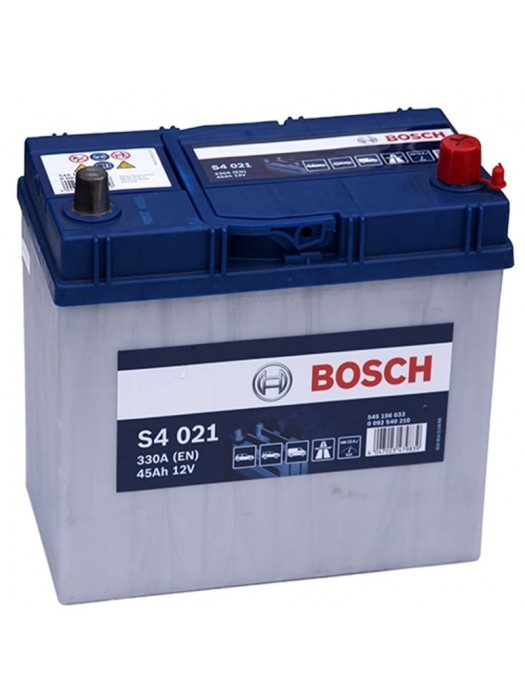 Car Battery Bosch S4021 45Ah