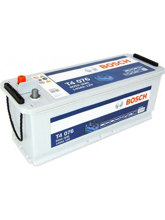 Truck Battery Bosch T4076 140Ah
