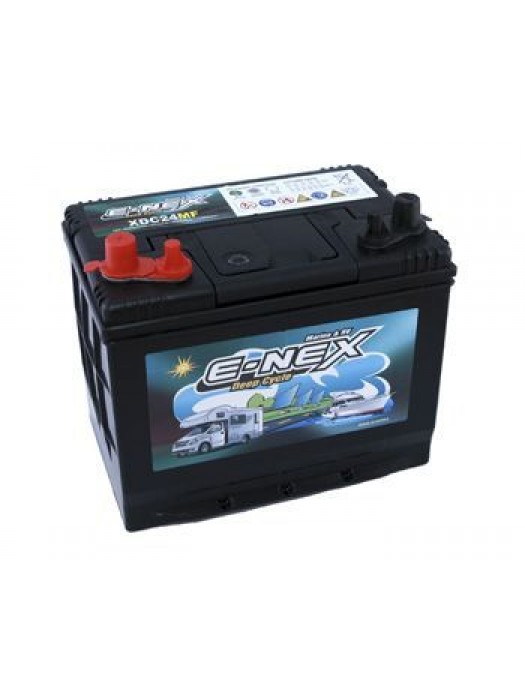 Battery Marine & RV E-NEX XDC24MF 12V 80Ah-500A