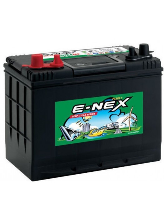 Battery Marine & RV E-NEX DC24MF 12V 80Ah-680A