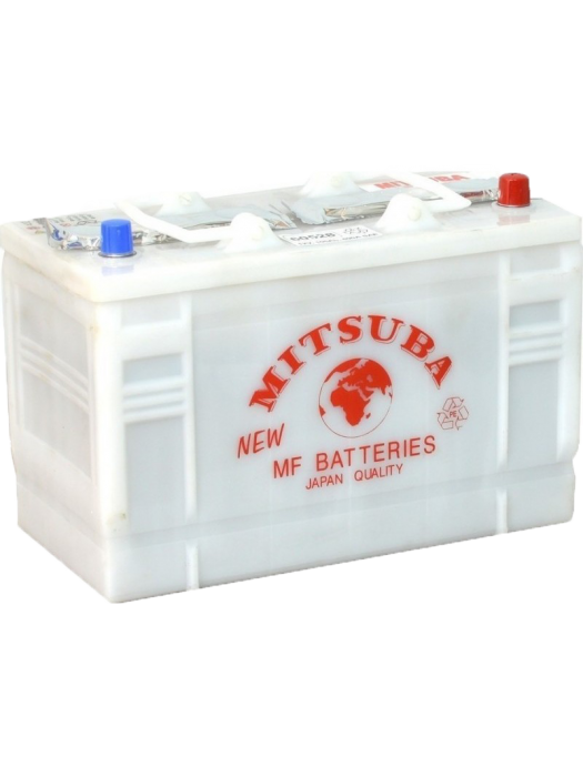 Truck Battery  Mitsuba  (62529) 125ah 730cca open type