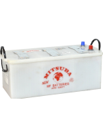 Truck Battery  Mitsuba  (62034) 120ah 700cca open type