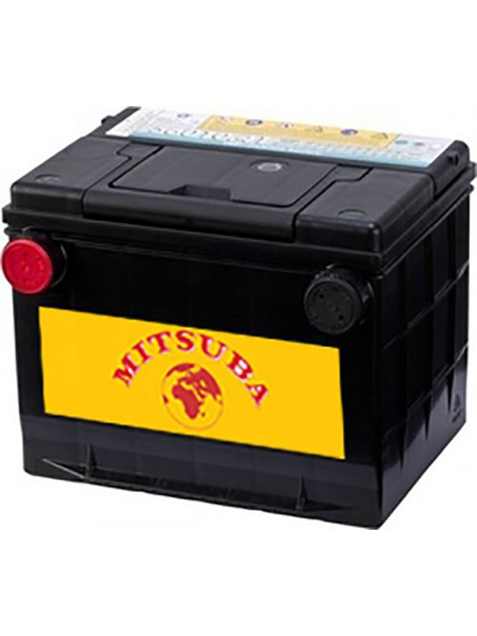 Car Battery Mitsuba 56010 75Ah 600A 230x179x180