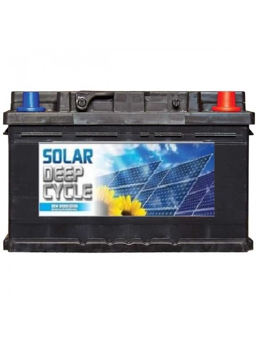 Battery Photovoltaic Mitsuba Solar D70+(Closed Type) 70ΑΗ 12V