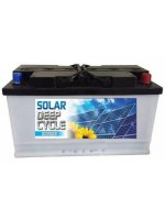 Battery Fotovoltaic Mitsuba Solar D100+ (Close Type) 100AH 12V