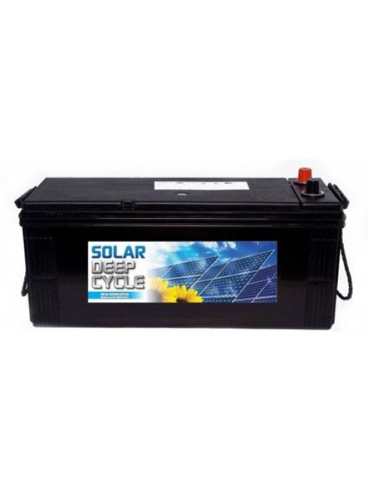 Battery Fotovoltaic Mitsuba Solar D140+(Closed Type) 140ΑΗ 12V